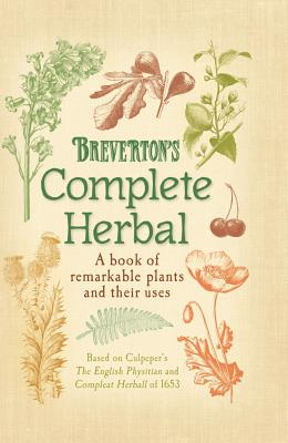 Breverton's Complete Herbal Cover