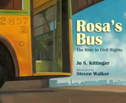 Cover for Rosa's Bus