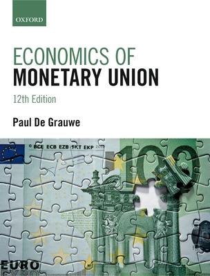 Economics of Monetary Union Cover Image
