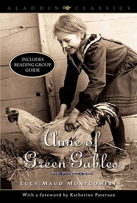 Anne of Green Gables (Aladdin Classics) Cover Image