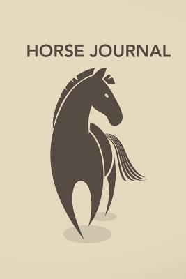 Horse Journal Cover Image