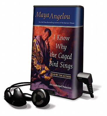 I Know Why the Caged Bird Sings [With Earbuds] (Playaway Young Adult) Cover Image