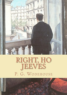 Right, Ho Jeeves Cover