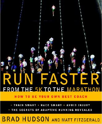 Run Faster from the 5K to the Marathon Cover