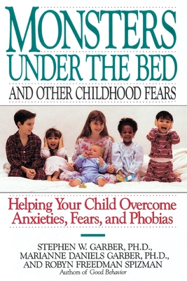 Monsters Under the Bed and Other Childhood Fears Cover