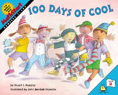100 Days of Cool (MathStart 2) Cover Image