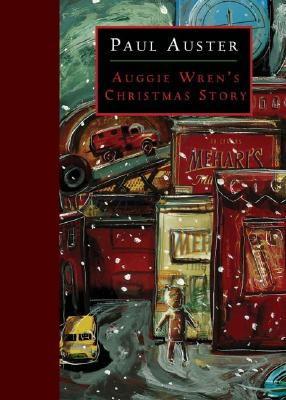 Auggie Wren's Christmas Story Cover