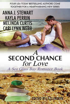 A Second Chance for Love: A Sea Glass Bay Romance Book Cover Image