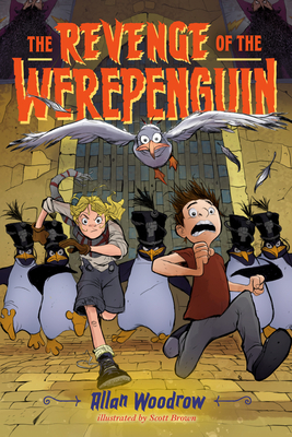 The Revenge of the Werepenguin Cover Image