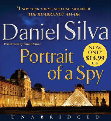 Portrait of a Spy Cover