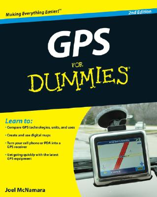 GPS for Dummies Cover Image