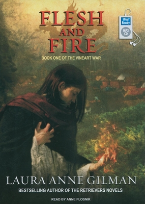 Flesh and Fire Cover