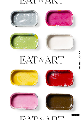 Eat & Art Cover Image