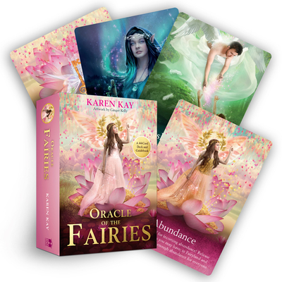 The Oracle of the Fairies: A 44-Card Deck and Guidebook Cover Image