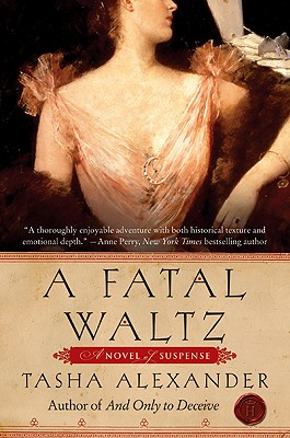 A Fatal Waltz (Lady Emily Mysteries #3) Cover Image