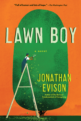 Lawn Boy book cover