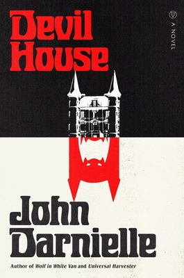Cover for Devil House
