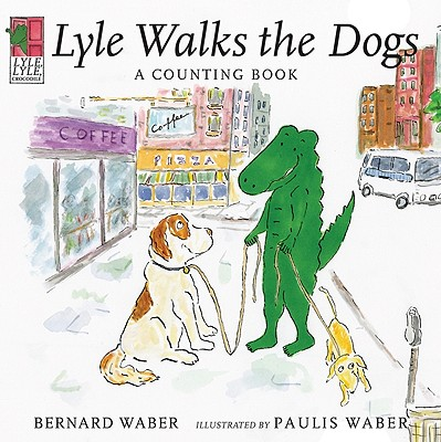 Lyle Walks the Dogs Cover