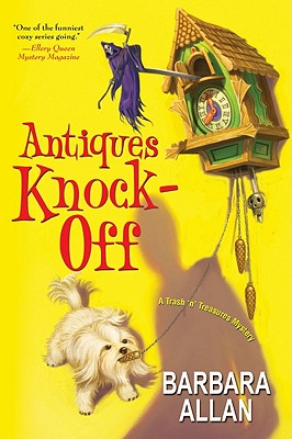 Antiques Knock-Off Cover