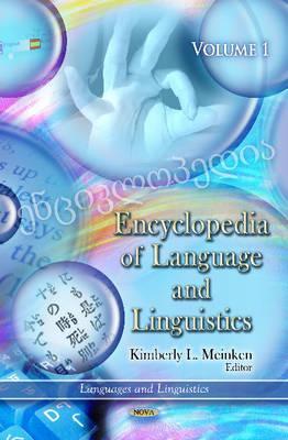 Encyclopedia of Language & Linguistics Cover Image