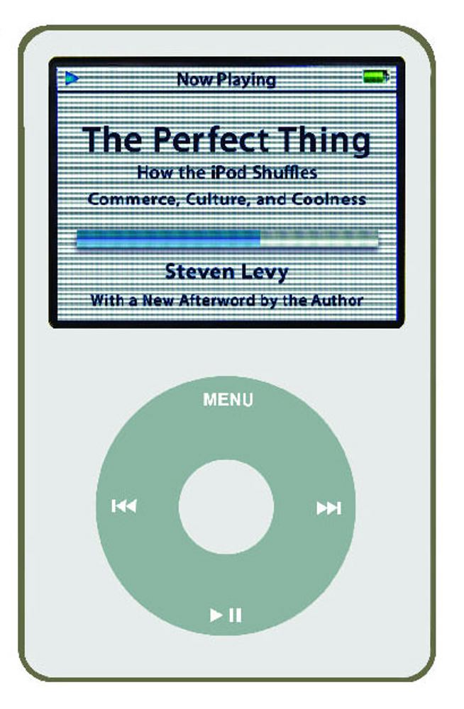 The Perfect Thing: How the iPod Shuffles Commerce, Culture, and Coolness Cover Image