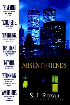 Cover for Absent Friends