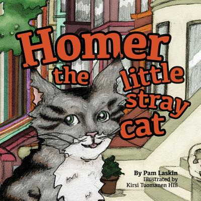 Homer the Little Stray Cat Cover