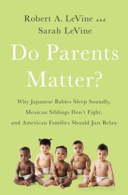 Cover for Do Parents Matter?
