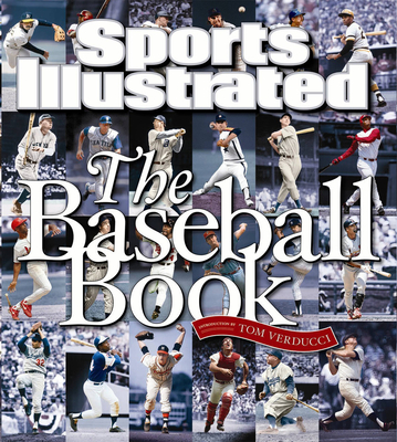 The Baseball Book Cover