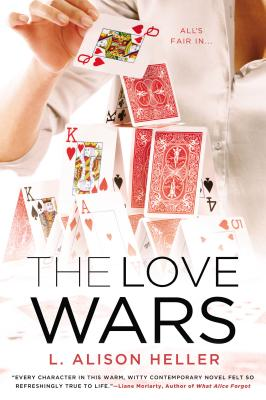 The Love Wars Cover
