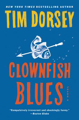 Clownfish Blues: A Novel Cover Image
