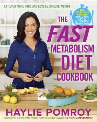 The Fast Metabolism Diet Cookbook Cover