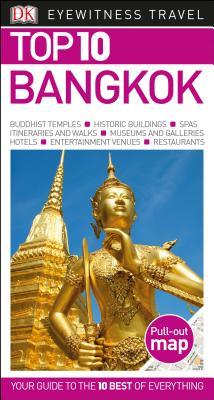 DK Eyewitness Top 10 Bangkok (Pocket Travel Guide) Cover Image