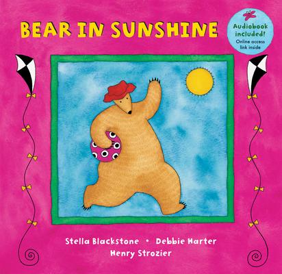 Bear in Sunshine Cover
