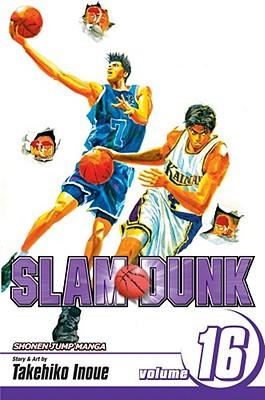 Slam Dunk, Vol. 16 Cover Image