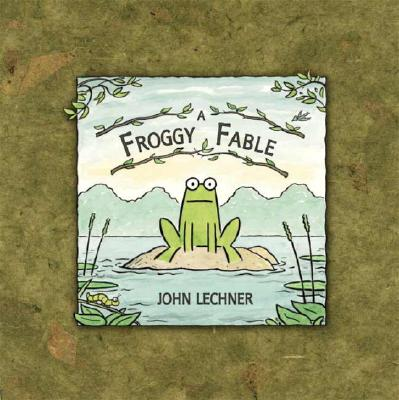A Froggy Fable Cover