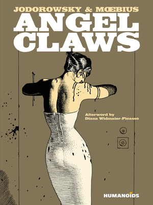 Angel Claws Cover Image