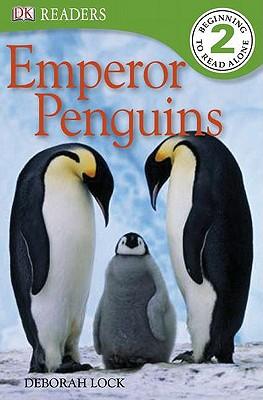 DK Readers L2: Emperor Penguins (DK Readers Level 2) Cover Image