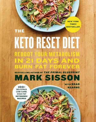 The Keto Reset Diet Cover
