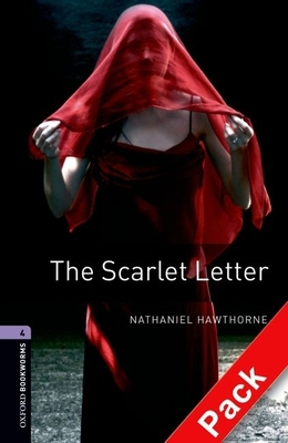 the scarlet letter audiobook the scarlet letter with cd audio oxford bookworms 14443
