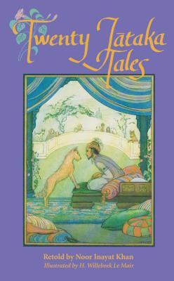 Twenty Jataka Tales Cover Image