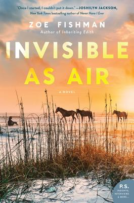 Invisible as Air: A Novel Cover Image