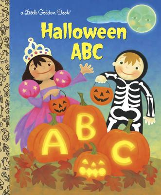Halloween ABC Cover Image