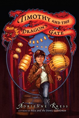 Timothy and the Dragon's Gate Cover