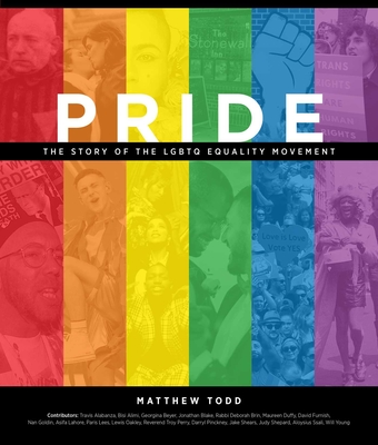 Pride: The Story of the LGBTQ Equality Movement Cover Image