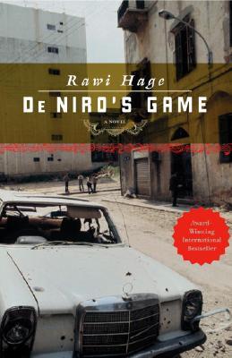 De Niro's Game Cover