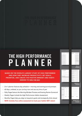 The High Performance Planner Cover Image