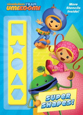 Super Shapes! (Team Umizoomi) Cover