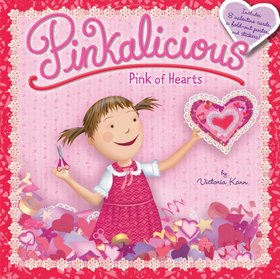 Pinkalicious: Pink of Hearts Cover Image