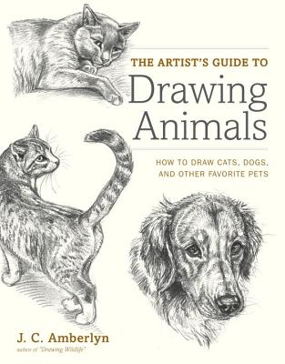 The Artist's Guide to Drawing Animals Cover